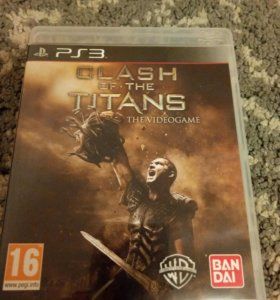 Clash of the Titans the videogame б/у