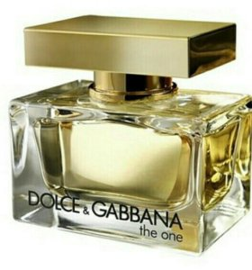 "Парфюмерная вода Dolce and Gabbana ""The One"", 75ml"