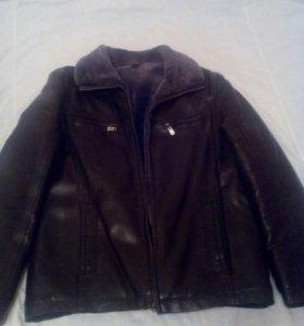 Куртка зимняя мужская 46 размер