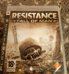 Resistance fall of man б/у