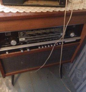 Радиола регонда-102