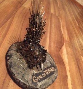 Железный трон из Игры престолов