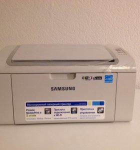 Принтер Samsung ml 2165w