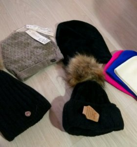 Новые шапки