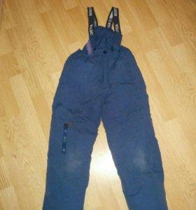 Очень теплые штаны
