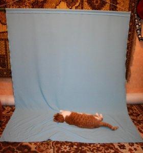 Фото фон портативный 150х185 ткань, 164 сложенный