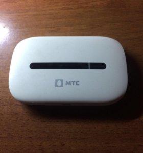 МТС модем, wi-fi роутер, 3G