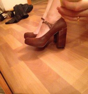Туфли женские, р37-38