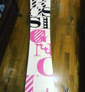 Сноуборд Rossingol