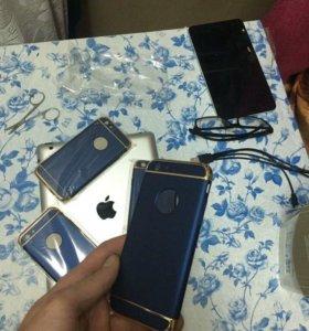 Чехлы матовые IPhone 6/6s