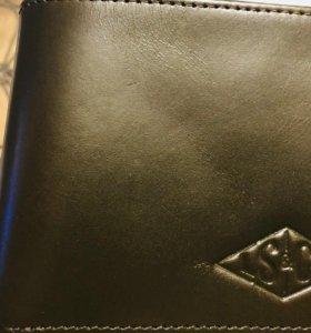 Мужской кошелёк Levi's