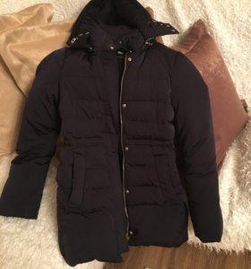 Пальто Zara зима