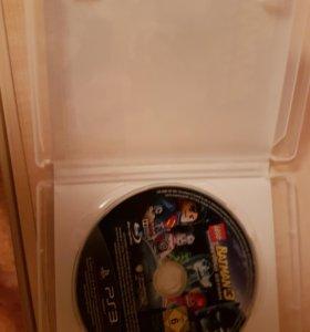 Игра для PlayStation 3 Бэтмен 3 покидая Готэм