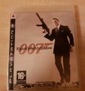 Игра на PlayStation 3 Квант милосердия 007