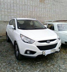 Hyundai ix35 2.0AT, 2012