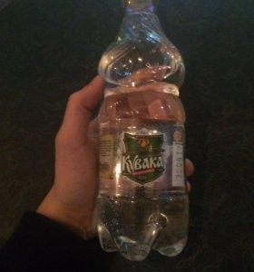 Питьевая негазированная вода ( Кувака ) 0,5 л