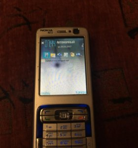 Продам телефон nokia n73