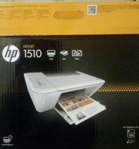Принтер HP Deskjet1510 all-in-One