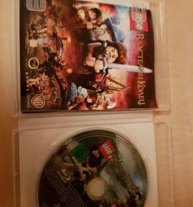 Игра на PlayStation 3 Властелин колец