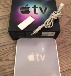 Приставка Appel Tv с ж/д 80gb