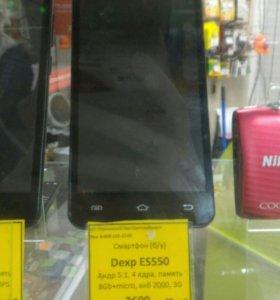 Dexp ES550 3G