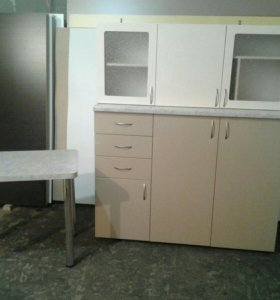 Навесной шкаф и Нижний шкаф.