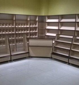 Мебель на заказ для магазинов