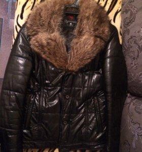 Куртка мужская, зимняя.
