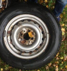 ВАЗ (зима)4 колеса