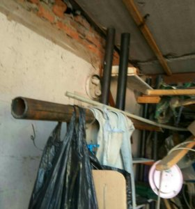 Труба стальная б.у. диаметр 57мм длина 6 м