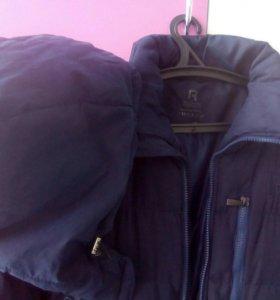 Куртка зимняя XXXL