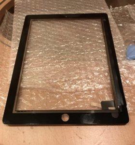 Сенсорное стекло Apple ipad2 черное. Новое.