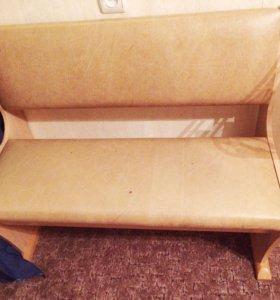Скамейка от кух.уголка
