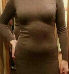 Платье-туника шерстяное Incity