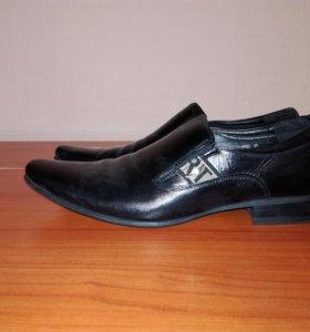 Продам ботинки летние Rossconi (41 р., кожа)