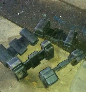 Подушки рессор УАЗ