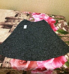 Новая юбка большой размер