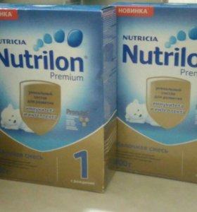 Молочная смесь Nutrilon Premium 1