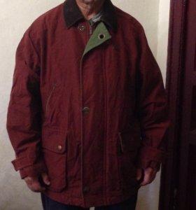 Пальто куртка Lacoste