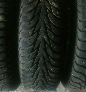 Зимние колеса с литьем