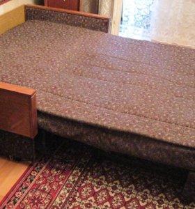 Диван-кровать б\у