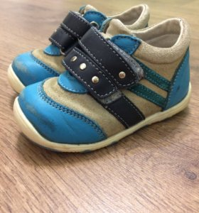 Детские ботинки Скороход.