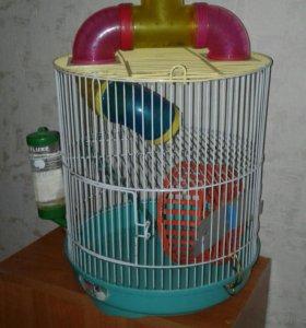 Клетка для грызуна