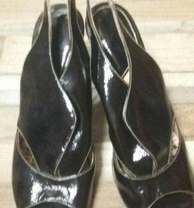 Туфли кожа 39р.