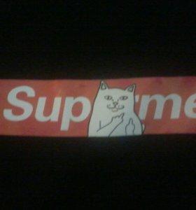 Футболка Supreme XL (не ориг)