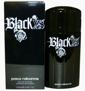 Paco Rabanne XS Black for men
