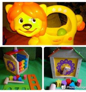 Фирменные игрушки Playskool Im toy