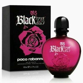 Духи Paco Rabanne Black XS