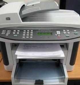 Надежное МФУ HP 1522 принтер сканер факс копир