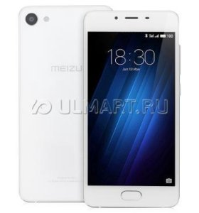 Смартфон Meizu U10 32GB Silver